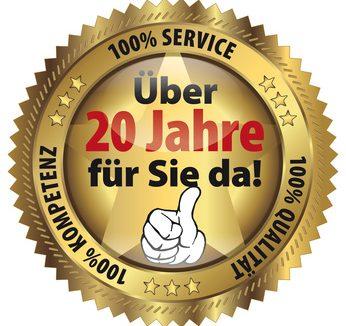 Unser 100 % Service für Sie