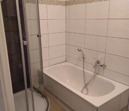 Top-Badezimmer mit viel Komfort